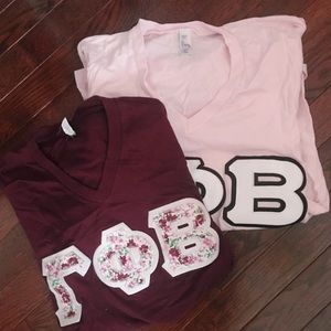 2 for $25! Gamma Phi Beta letters